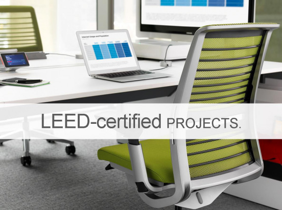 placeholder for LEED certified projects