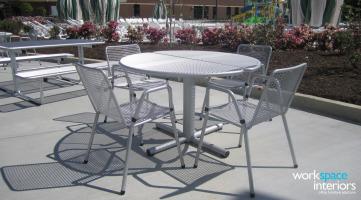 Kingsport Aquatic Center outdoor photo of patio furniture