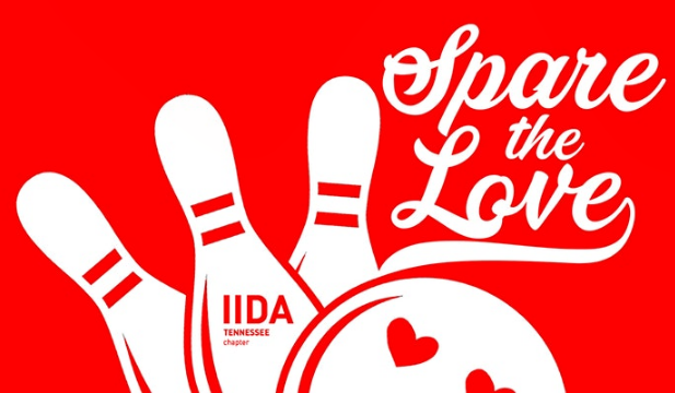 IIDA Spare the Love invite