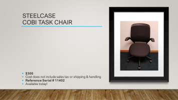 Steelcase Cobi Task Chair for sale