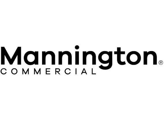Mannington Commercial logo black white bg
