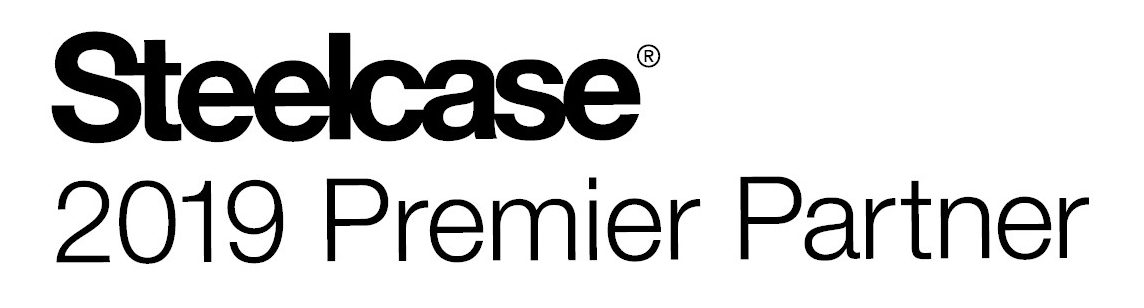 Steelcase 2019 Premier Partner Logo