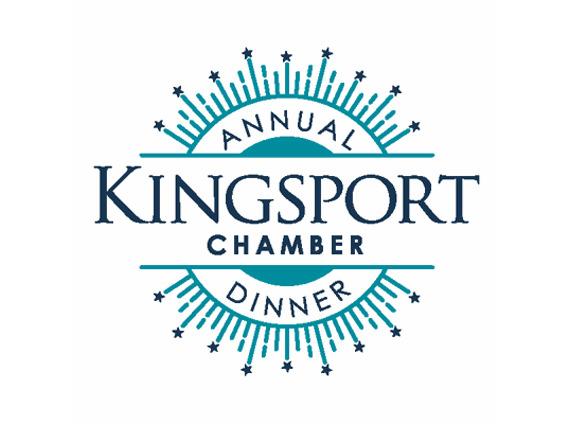 Kingsport Chamber of Commerce Annual Dinner logo