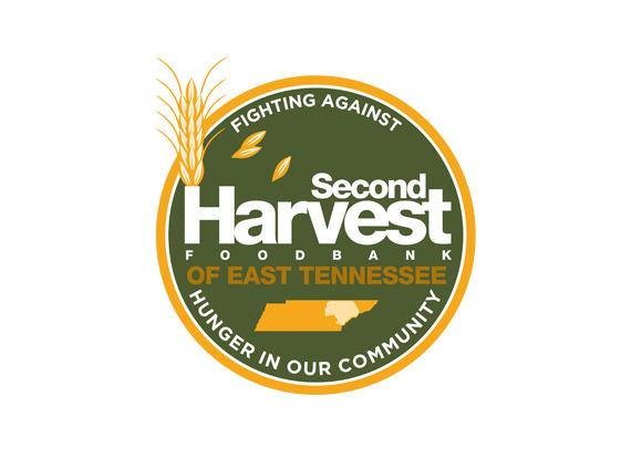 Second Harvest Food Bank of East TN logo