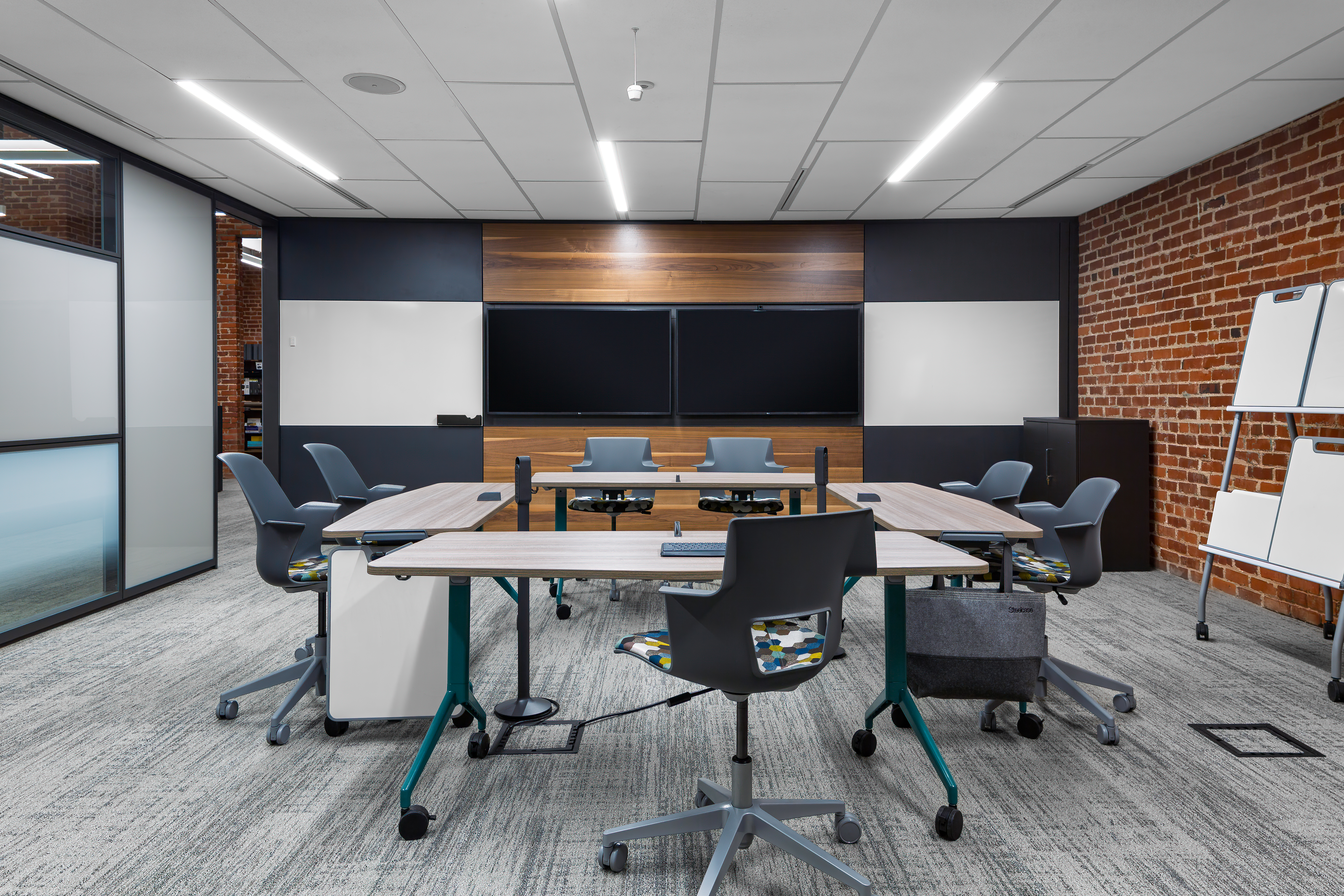 Space for learning, meeting and gathering